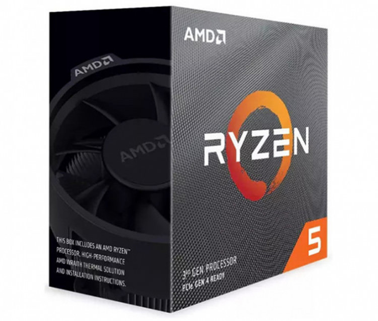 Процесор AMD Ryzen 5 3600X 3.8GHz sAM4 Box