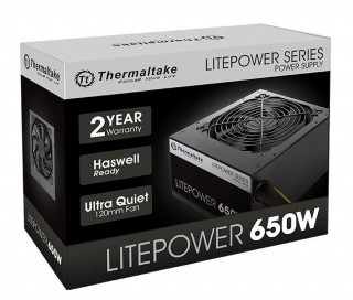 Блок живлення ThermalTake Litepower II Black 650W