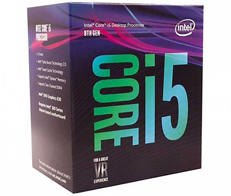 Процесор Intel Core i5-8500 3.0GHz s1151 Box