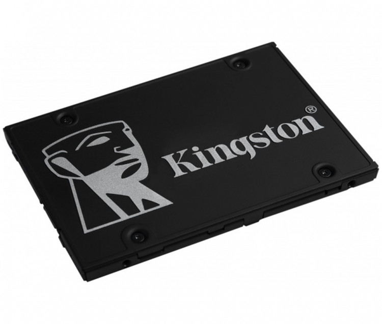 "SSD 2,5"" 256Gb Kingston KC600 SKC600/256G SATA III (3D NAND TLC)"