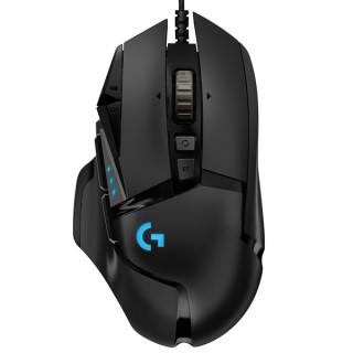 Мишка Logitech G502 Hero USB Black