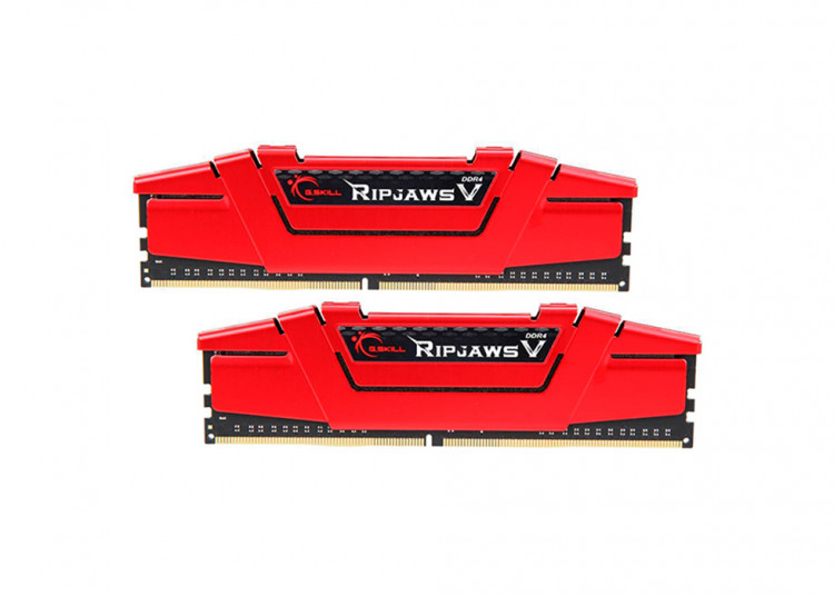Оперативна пам'ять DIMM 16Gb KIT(2x8Gb) DDR4 PC3600 G.Skill Ripjaws V