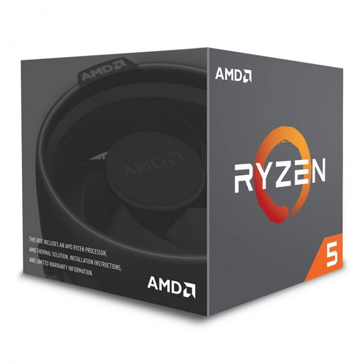 Процесор AMD Ryzen 5 2600X 3.6GHz sAM4 Box