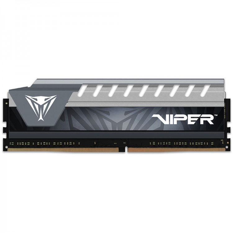 Оперативна пам'ять DIMM 8Gb DDR4 PC2666 Patriot Viper Elite Gray