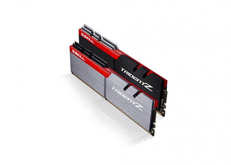 Оперативна пам'ять DIMM 16Gb KIT(2x8Gb) DDR4 PC3600 G.Skill Trident Z