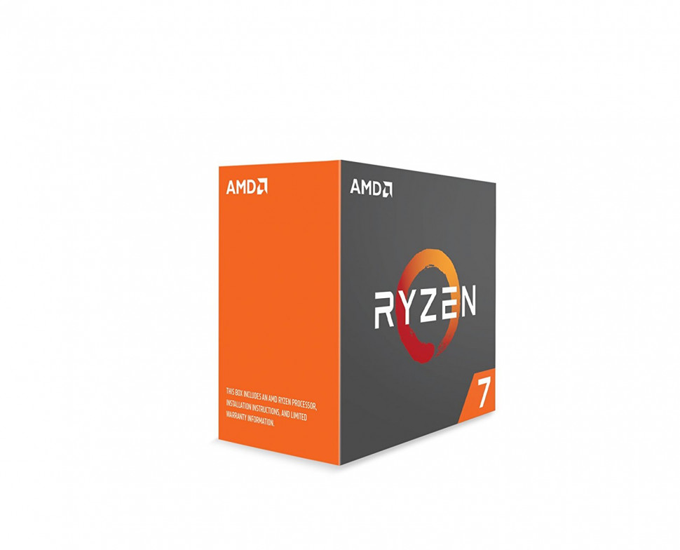 Процесор AMD Ryzen 7 1700X 3.4GHz sAM4 Box (без кулера)