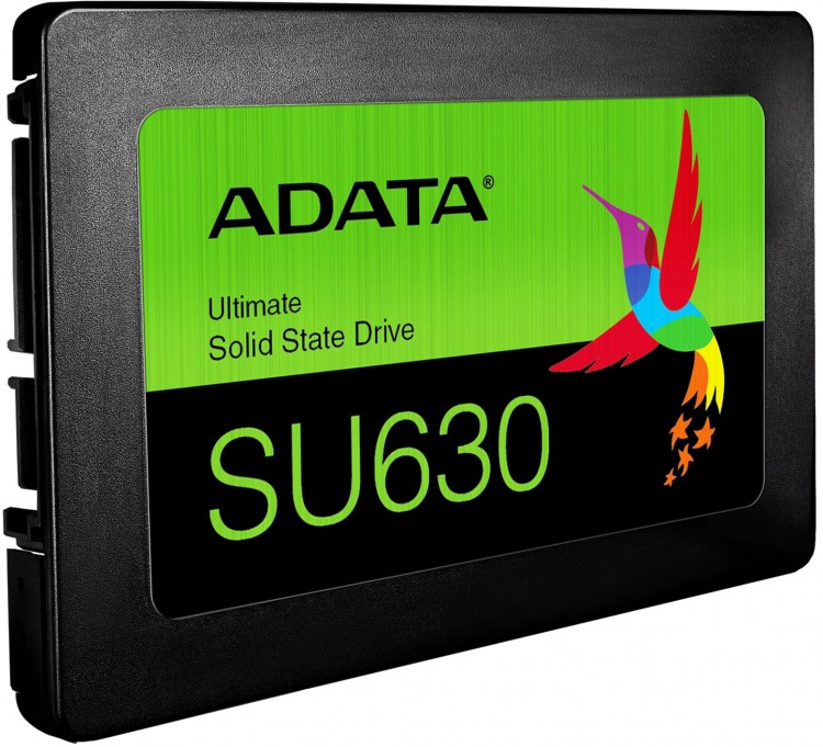 "SSD 2,5"" 480Gb A-DATA Ultimate SU630 ASU630SS-480GQ-R SATA III (3D NAND QLC)"