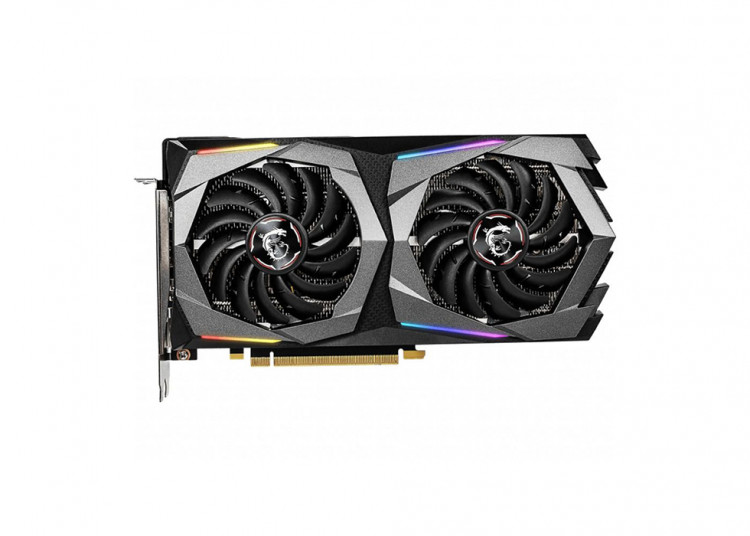 Відеокарта nVIDIA RTX2060 MSI Gaming 6Gb 192bit GDDR6