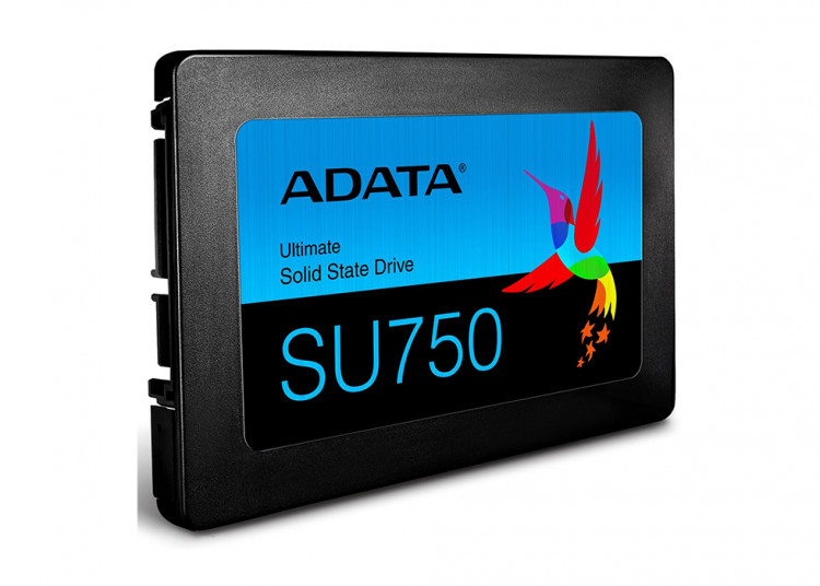 "SSD 2,5"" 512Gb A-DATA Ultimate SU750 ASU750SS-512GT-C SATA III (3D NAND TLC)"