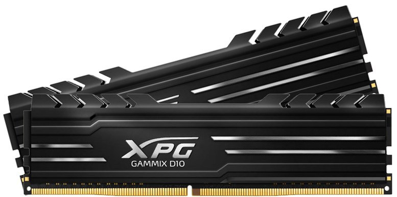 Оперативна пам'ять DIMM 16Gb KIT(2x8Gb) DDR4 PC3000 A-Data XPG Gammix D10