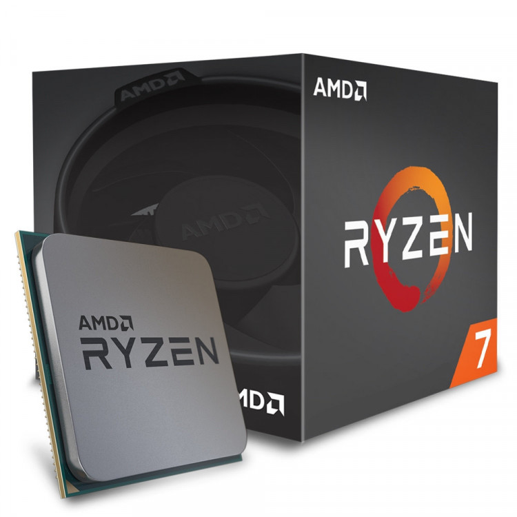 Процесор AMD Ryzen 7 1700 3.0GHz sAM4 Box
