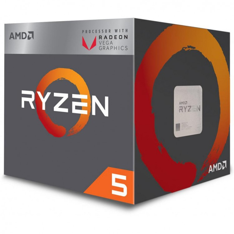 Процесор AMD Ryzen 5 2400G 3.6GHz sAM4 Box