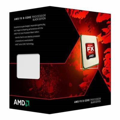 Процесор AMD FX-8350 4.0GHz sAM3+ Box