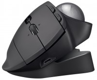 Мишка Logitech MX Ergo Bluetooth Graphite