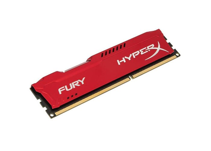 Оперативна пам'ять DIMM 8Gb DDR4 PC2933 Kingston HyperX Fury Red