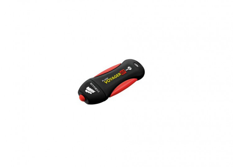 Флешка 256Gb Corsair Flash Voyager GT USB3.0 Black-Red