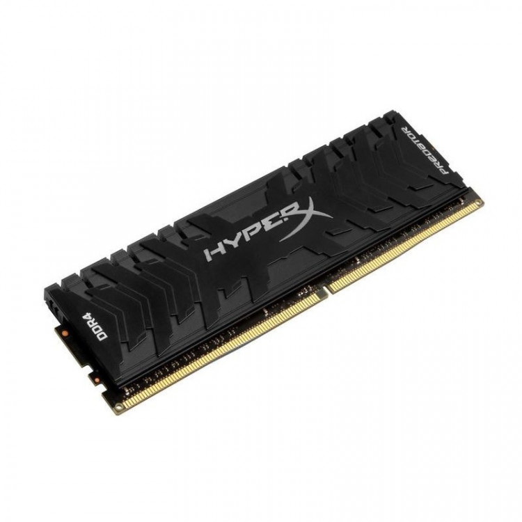 Оперативна пам'ять DIMM 8Gb DDR4 PC3600 Kingston HyperX Predator Black