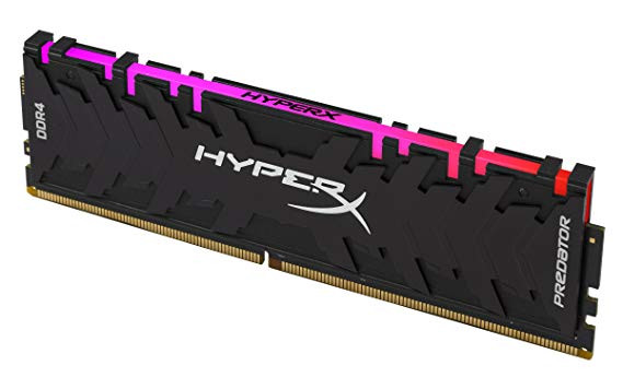 Оперативна пам'ять DIMM 8Gb DDR4 PC3200 Kingston HyperX Predator RGB