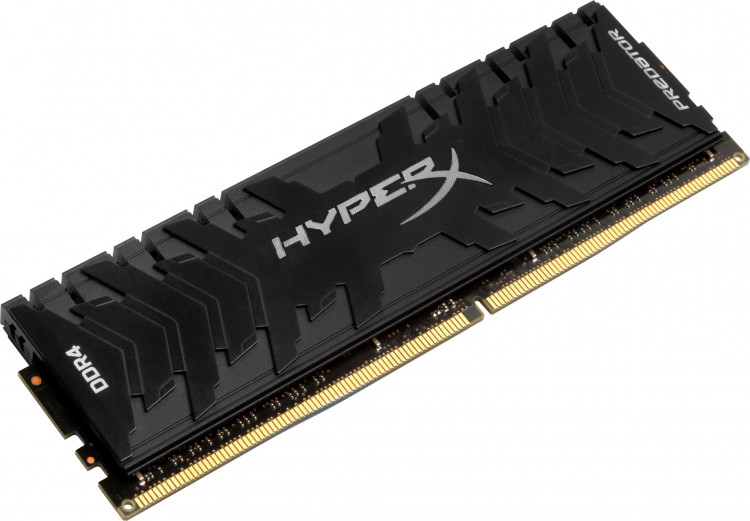 Оперативна пам'ять DIMM 8Gb DDR4 PC4133 Kingston HyperX Predator Black