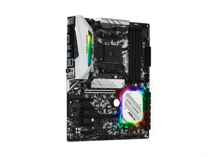 Материнська плата ASRock B450 Steel Legend Socket AM4 ATX