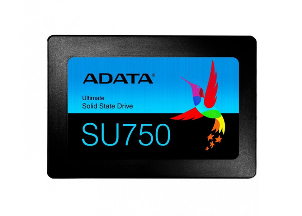 "SSD 2,5"" 256Gb A-DATA Ultimate SU750 ASU750SS-256GT-C SATA III (3D NAND TLC)"