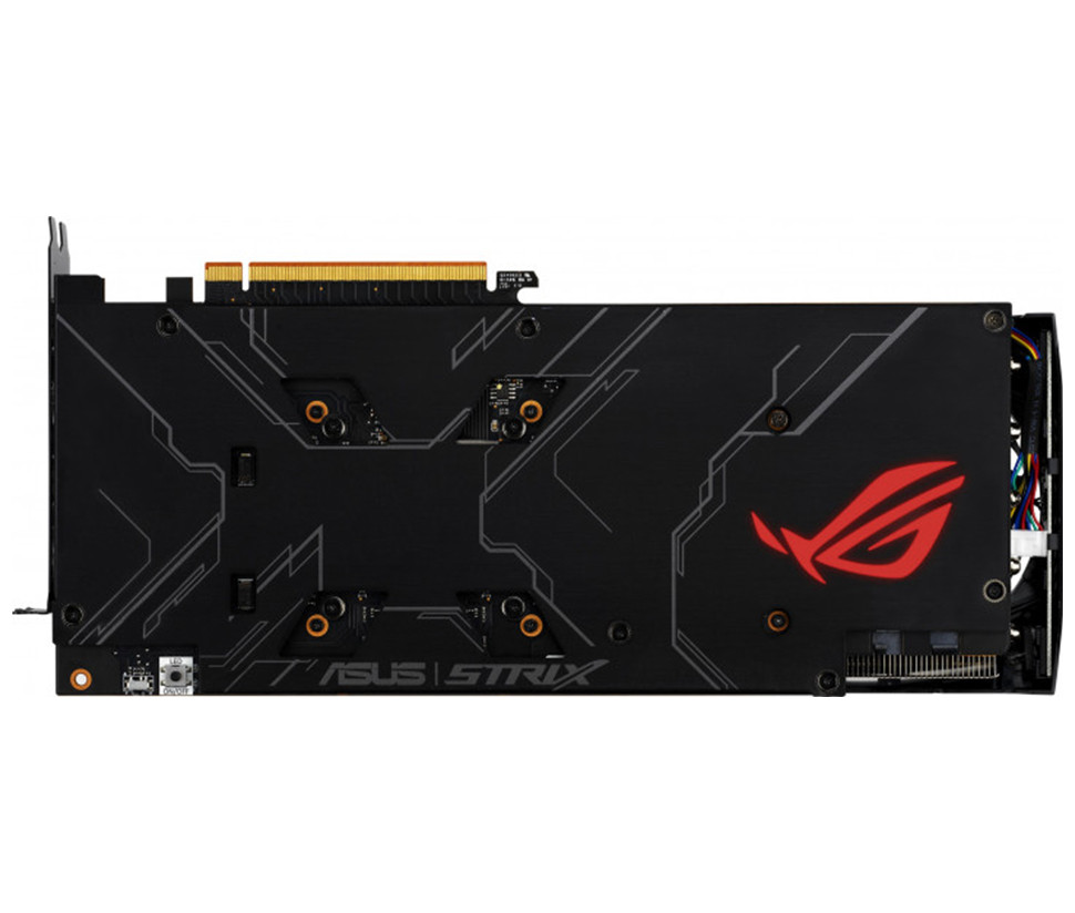 Відеокарта AMD RX 5700 XT Asus ROG Strix Gaming OC 8Gb 256bit GDDR6