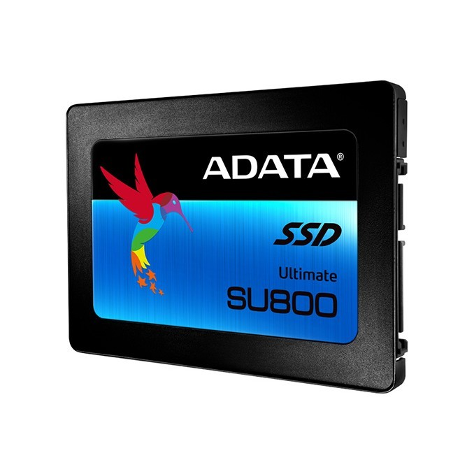 "SSD 2,5"" 256Gb A-DATA Ultimate SU800 ASU800SS-256GT-C SATA III (3D TLC)"