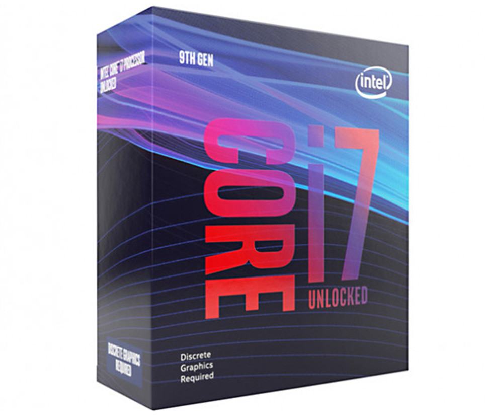 Процесор Intel Core i7-9700KF 3.6GHz s1151 Box