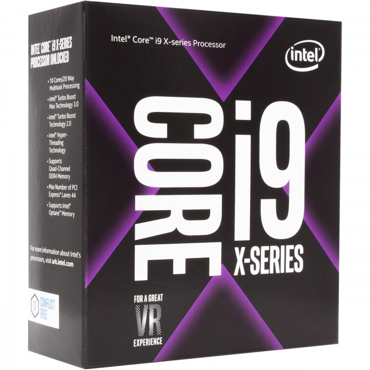 Процесор Intel Core i9-7900X 3.3GHz S2066 Box