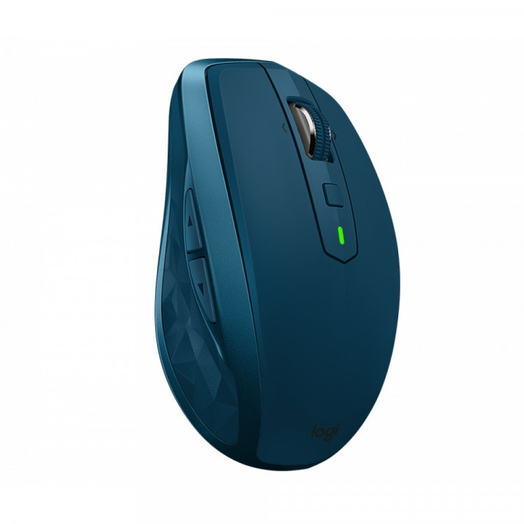 Мишка Logitech MX Anywhere 2S Bluetooth Midnight Teal