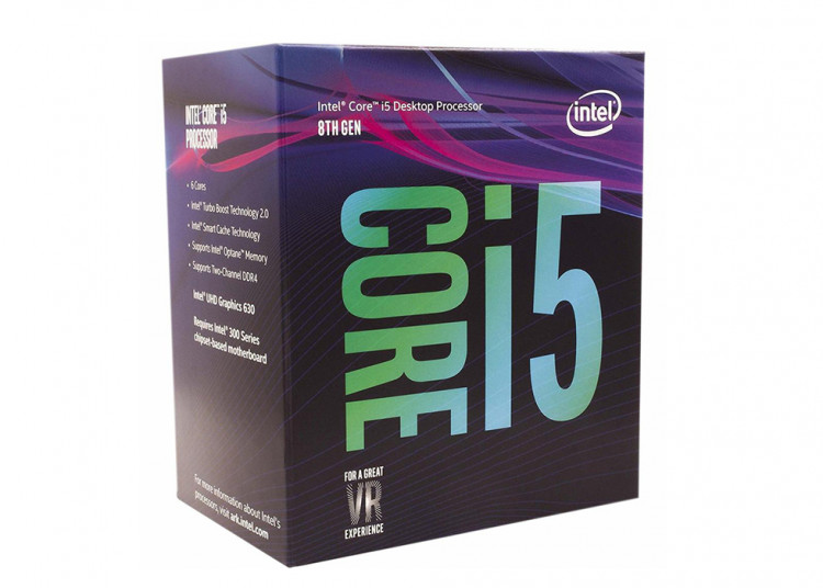 Процесор Intel Core i5-9400 2.9GHz s1151 Box