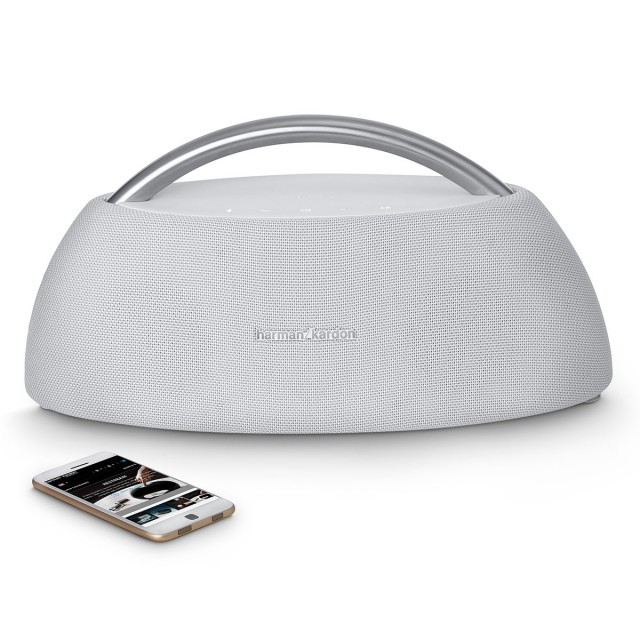 Акустична система Harman-Kardon Go+Play Mini Bluetooth 2.0 White