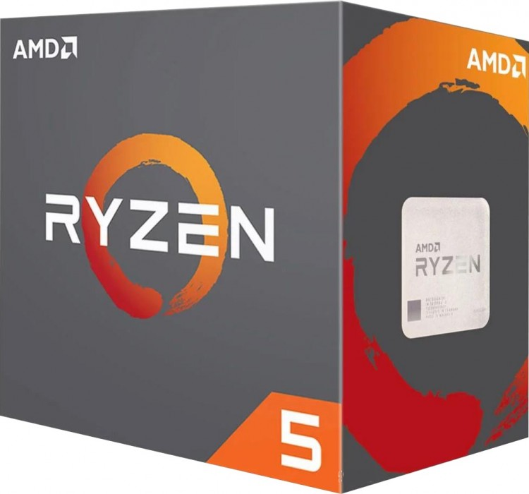 Процесор AMD Ryzen 5 2600 3.4GHz sAM4 Box