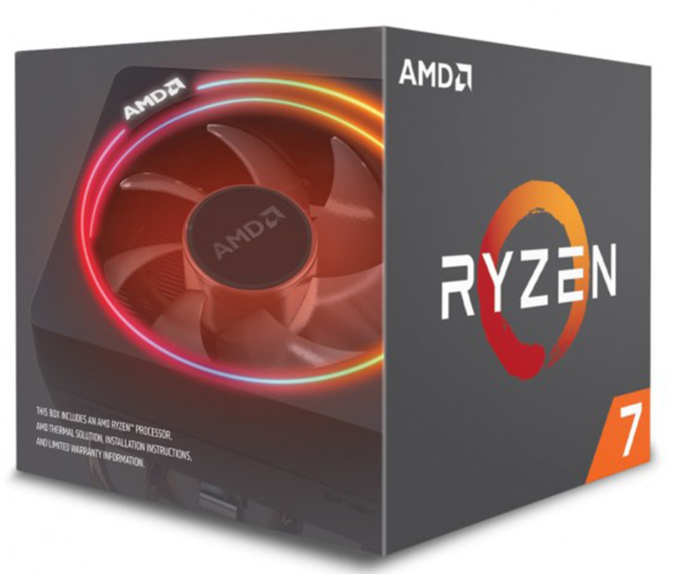 Процесор AMD Ryzen 7 2700X 3.7GHz sAM4 Box