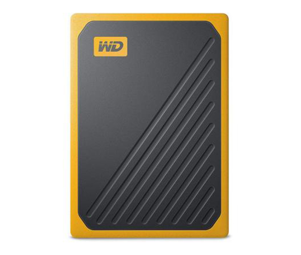 SSD Portable 500Gb WD My Passport WDBMCG5000AYT-WESN USB 3.2 (TLC)