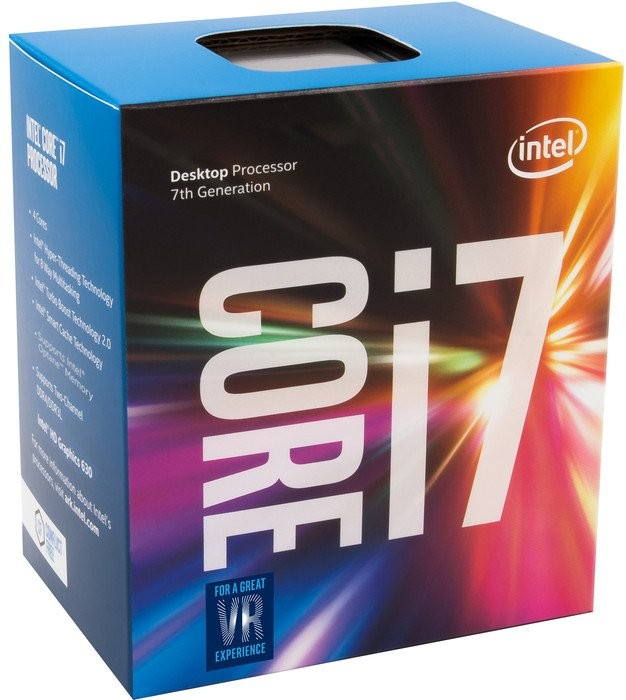 Процесор Intel Core i7-7700 3.6GHz s1151 Box