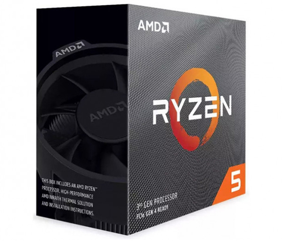 Процесор AMD Ryzen 5 3600 3.6GHz sAM4 Box